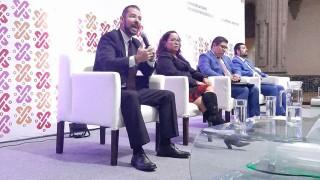 """El Mtro. Adrián Escamilla Palafox Director General del #ICATCDMX asistió como ponente al conversatorio """"Riesgos Psicosociales y Salud Laboral NOM-035"""" evento realizado por Trabajo CDMX."""
